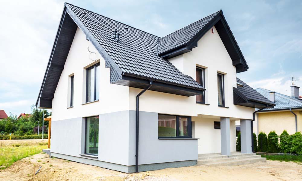 b klases namu statyba