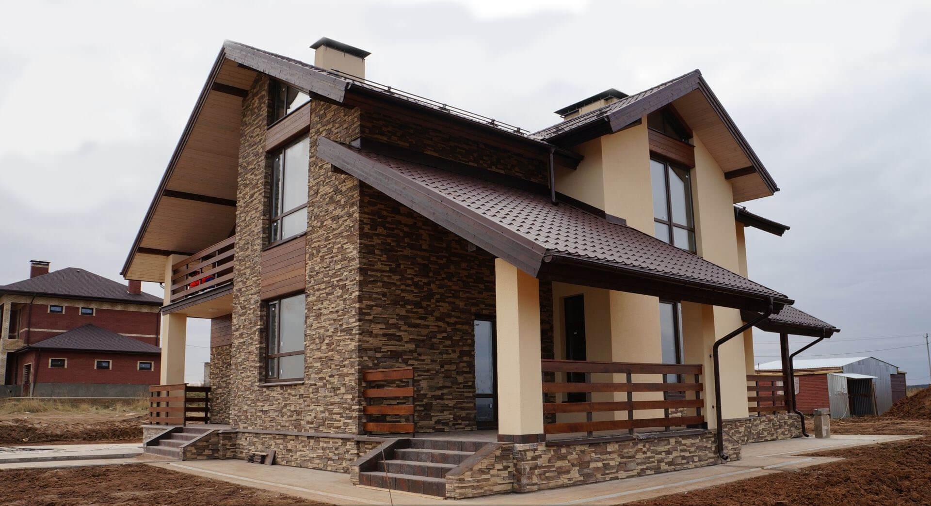 karkasiniu namu statyba