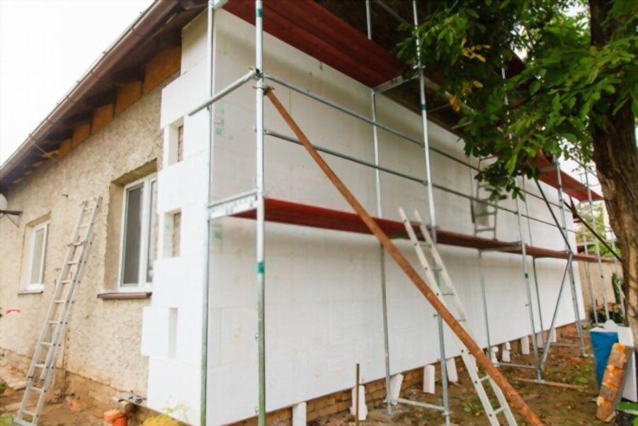 fasado dazymas dekoratyvinis tinkas
